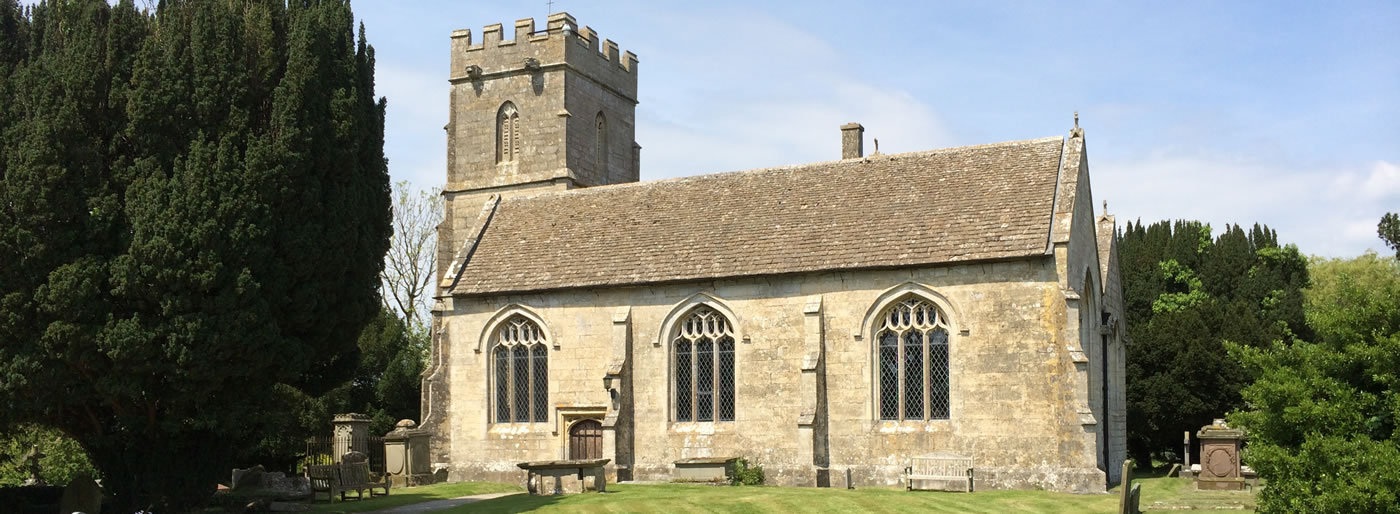 Moreton Valnece Church